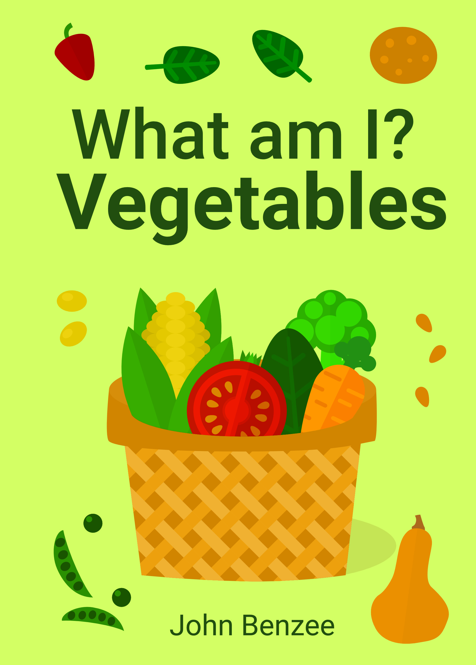Vegetable riddles cover