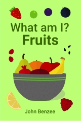 What am I? Fruits cover